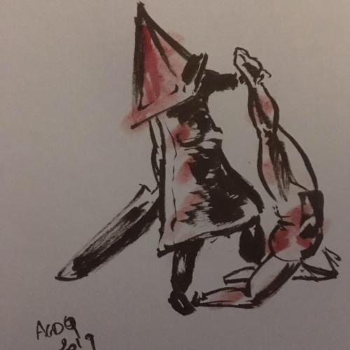 Pyramid head - Silent Hill 2