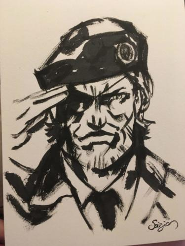 Big Noss - Metal Gear Solid 2