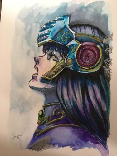 Lenneth, Valkyrie Profile