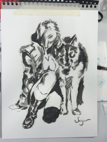 Sniper Wolf, MGS
